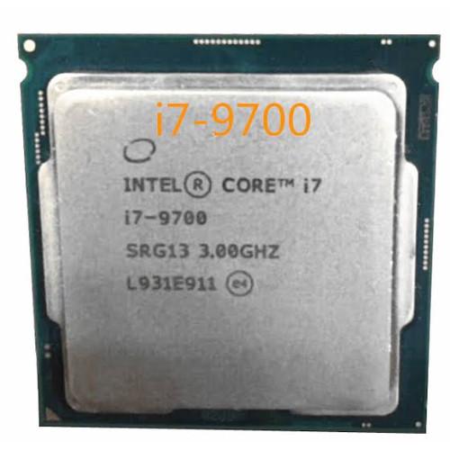 Foto Produk PROCESSOR INTEL CORE I7 9700 TRA LGA 1151 GEN 9 dari iconcomp