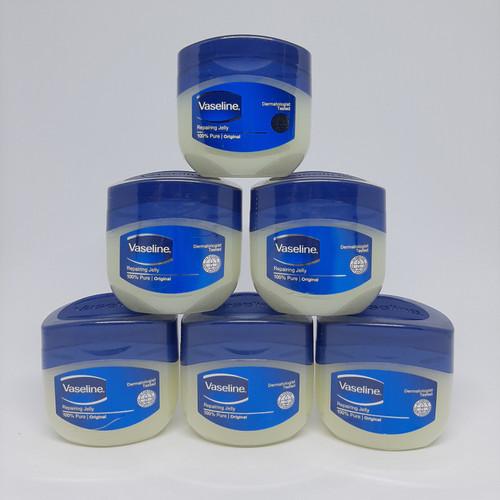 Foto Produk Vaseline Repairing Petroleum Jelly 50ml/50 ml ORIGINAL dari Mint Flower