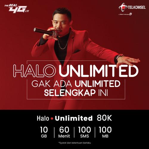 Foto Produk Halo Unlimited Lite - 24 Bulan dari Telkomsel