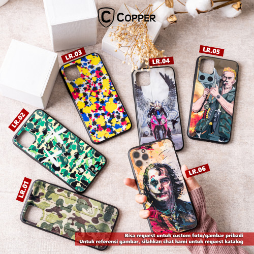 Foto Produk CUSTOM CASE IPHONE 6, 6+,7, 7+, X/XS, XS MAX, XR,11, 11 PRO,11 PRO MAX - IPHONE 6 dari Copper Indonesia