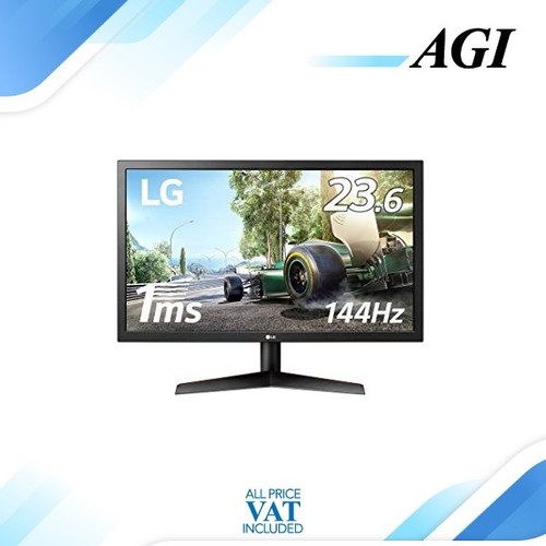 "Foto Produk Monitor LED Gaming LG 24GL600 24GL600F 24"" 1920x1080 144hz 1ms TN HDMI - 24GL600 dari Abditama Official"