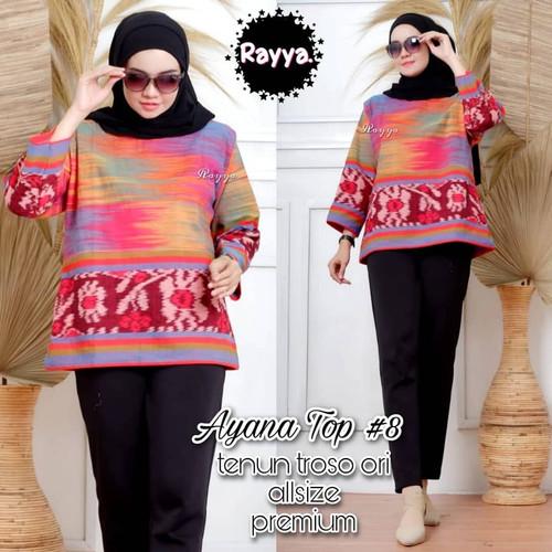 Foto Produk Ayana top #8 by rayya dari Batik Sri