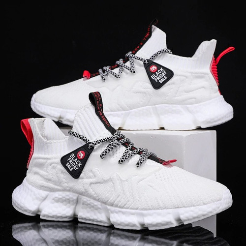 Foto Produk Sepatu Sneakers Olahraga Pria Phantom Shoes - Putih, 43 dari Jagonya Case