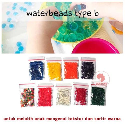 Foto Produk Waterbeads type B - Clear dari zoetoys