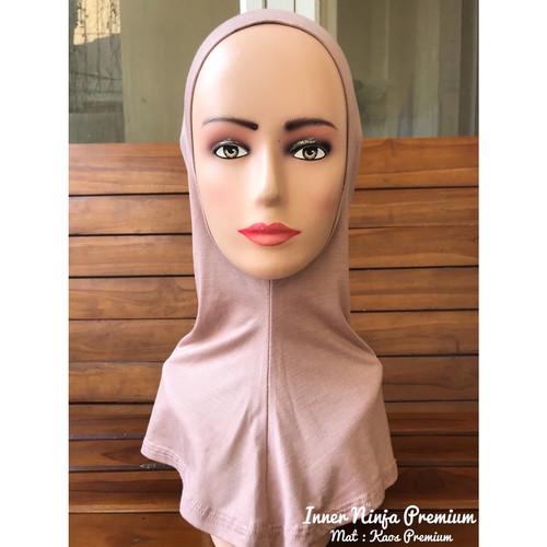 Foto Produk Inner Ninja Premium, Daleman Hijab Ninja Premium - Black dari hijabelsya