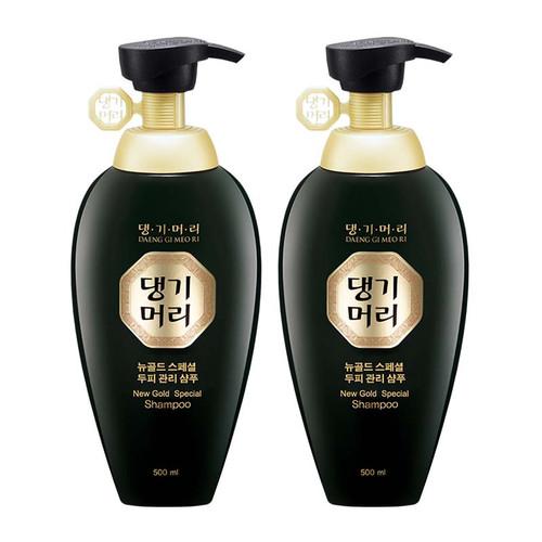 Foto Produk Daeng Gi Meori - New Gold Shampoo 500ml 2 pcs dari Daeng Gi meo Ri Official