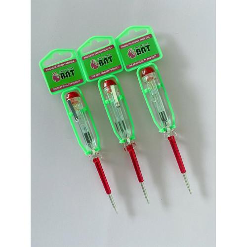 Foto Produk Obeng Tespen Test Pen 100-500 V Volt AC Testpen Spark ScrewDriver dari sosoyo