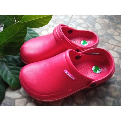 Foto Produk sandal warna#sepatu sandal komin#sandal medis#sandal ruang operasi - Hitam, 40 dari ListyonoShoes