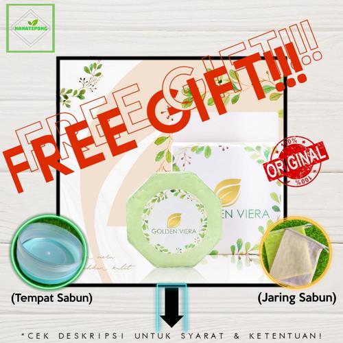 Foto Produk GOLDEN VIERA SOAP - TEMPAT SABUN dari nanatipong
