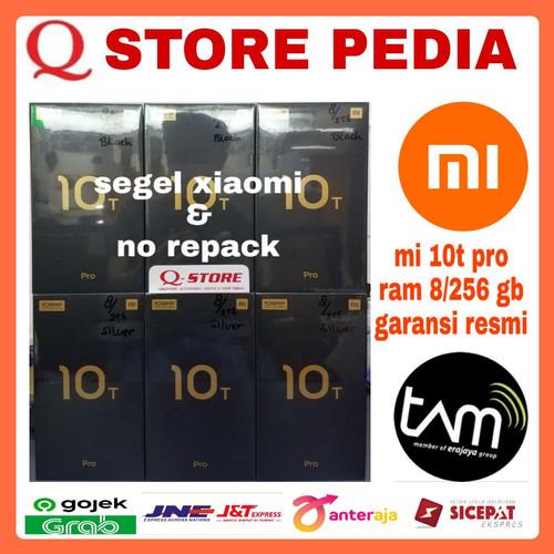 Foto Produk XIAOMI MI 10T Pro RAM 8/256 GB GARANSI RESMI - Hitam dari Q-Store Pedia