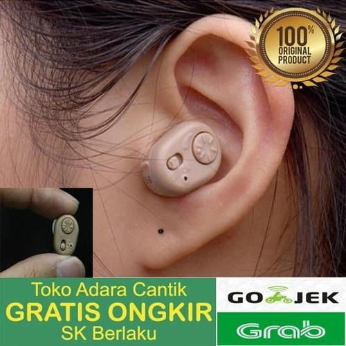 Foto Produk Alat Bantu Dengar Terkecil Charger Cas Atau Batre Jernih Hearing Aid - Battery dari AdaraCantik