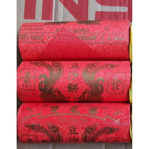 Foto Produk Tau sa pia Merah / Tau sa pia Kuning / Cap Sang Hong - Merah dari Homia Shop