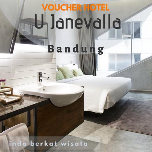 Foto Produk Voucher Hotel U JANEVALLA BANDUNG dari INDO BERKAT WISATA