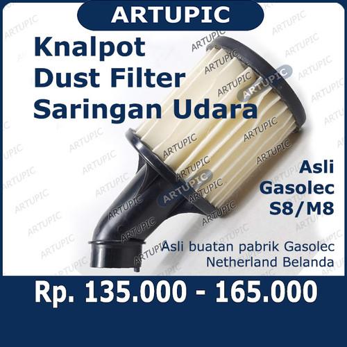 Foto Produk Dust Filter Knalpot Saringan Debu Udara Asli Merk Pemanas Gasolec dari ArtupicPeralatanPeternak
