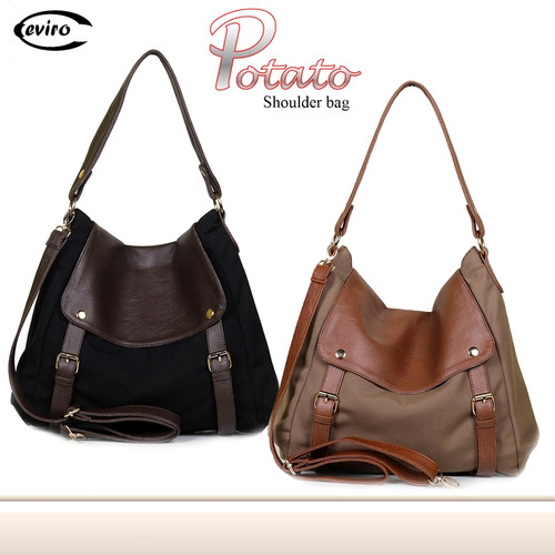 Foto Produk Ceviro Pitato Tote Bag / Shoulder Bag / Sling Bag dari Ceviro Bags Indonesia