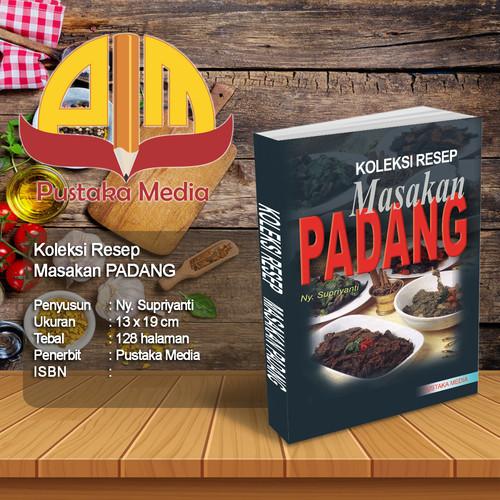 Foto Produk Koleksi Resep Masakan Padang dari Pustaka Media Surabaya