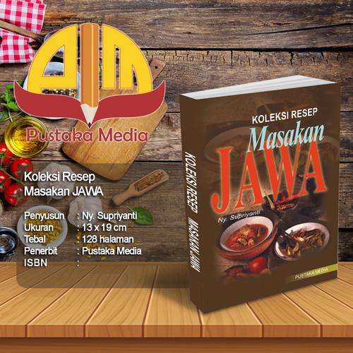 Foto Produk Koleksi Resep Masakan Jawa dari Pustaka Media Surabaya