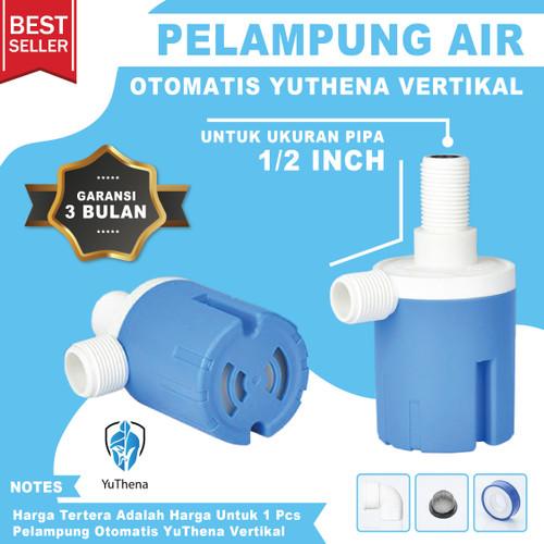 Foto Produk Pelampung Air Kran Air Otomatis Vertikal YuThena 1/2 inch dari YuThena Official Store