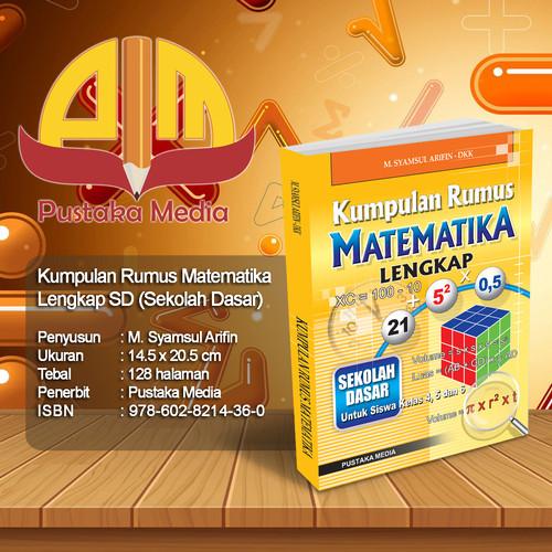 Foto Produk Kumpulan Rumus Matematika Lengkap SD/MI dari Pustaka Media Surabaya