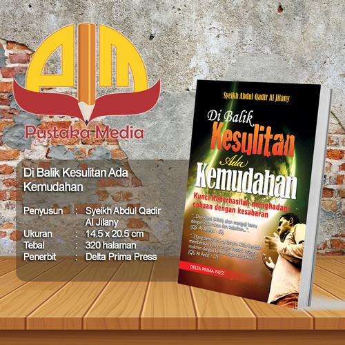 Foto Produk Di Balik Kesulitan ada Kemudahan dari Pustaka Media Surabaya