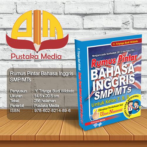 Foto Produk Rumus Pintar Bahasa Inggris SMP/MTS KELAS 7, 8, 9 dari Pustaka Media Surabaya
