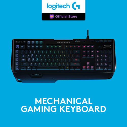 Foto Produk Logitech G910 Orion Spectrum RGB Mechanical Gaming Keyboard dari Logitech G Official
