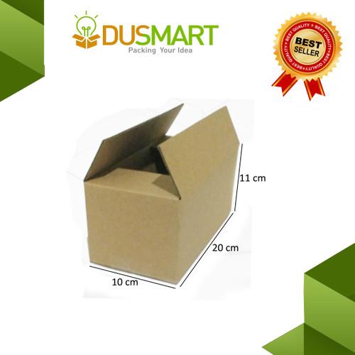 Foto Produk Kardus Packing/ Karton Serbaguna /Kardus Polos uk 20x10x11cm - Dusmart dari DUSMART Official Store