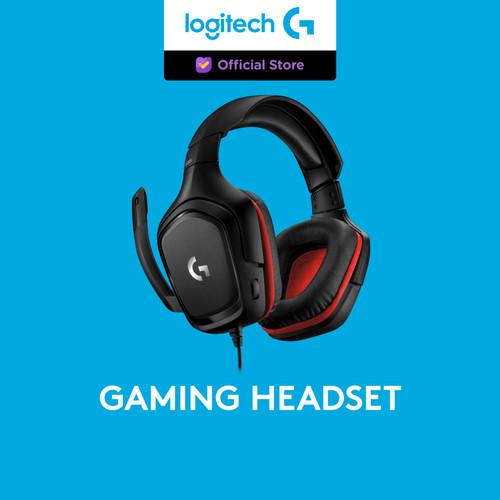 Foto Produk Logitech G331 Stereo Gaming Headset dari Logitech G Official