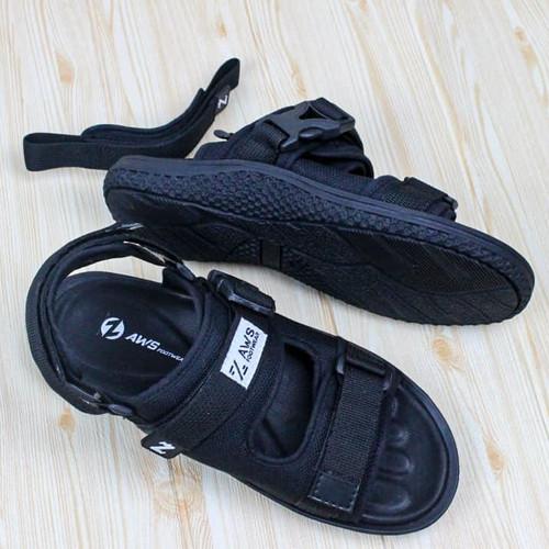 Foto Produk sandal gunung z awsfootwear ZT2 - Hitam, 39 dari zawsfootwear