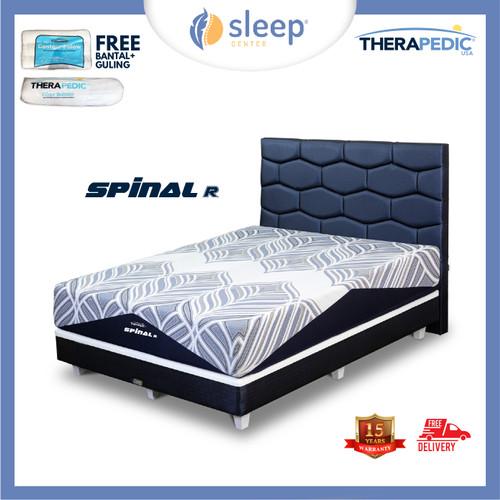 Foto Produk SC Therapedic Spinal R - Bed Set - 100x200 dari SLEEP CENTER