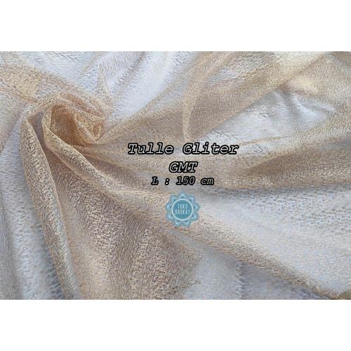 Foto Produk Kain Tulle Gliter / Tile Gliter (Per 0,5 meter) dari Toko Brukat