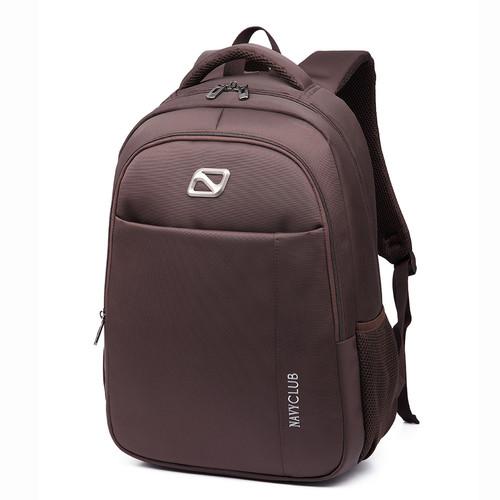 Foto Produk Navy Club Tas Ransel Laptop Backpack Up to 15.6 inch Anti Air - coffee dari Navy Club Official Store