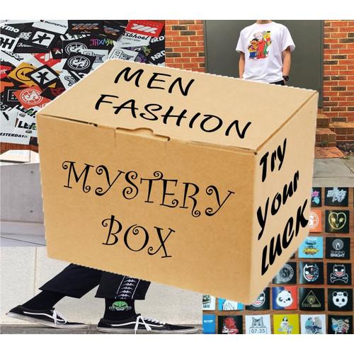 Foto Produk Mystery Box ( Fashion Pria ) paket Anak Kuliahan dari Toserba_Sparepart
