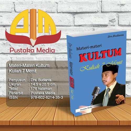 Foto Produk Materi-materi Kultum ( Kuliah 7 Menit) dari Pustaka Media Surabaya