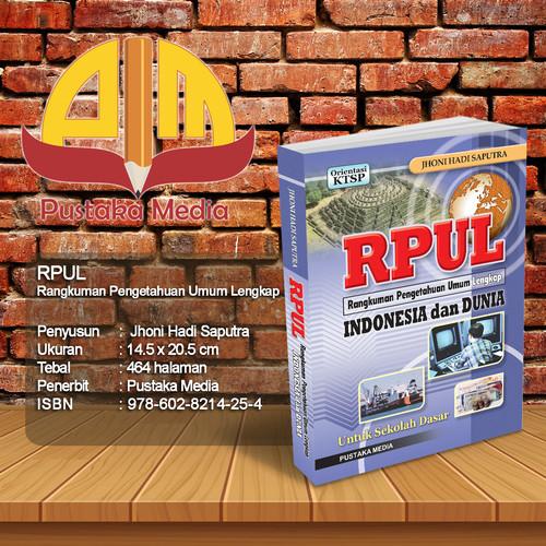 Foto Produk RPUL - Rangkuman Pengetahuan Umum Lengkap dari Pustaka Media Surabaya