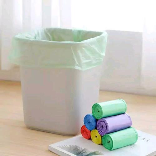 Foto Produk kantong plastik sampah gulung 45x50 1 roll isi 20 - 45x50cm dari Harry Howard