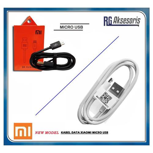 Foto Produk Kabel Data XIAOMI ORIGINAL 100% Micro USB dari RG AKSESORIS HP