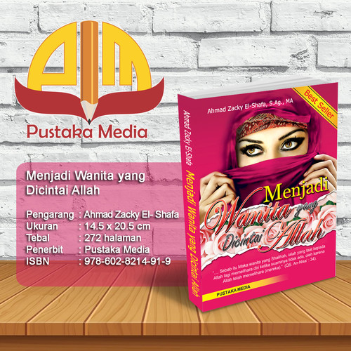 Foto Produk Menjadi Wanita yang Dicintai Allah dari Pustaka Media Surabaya