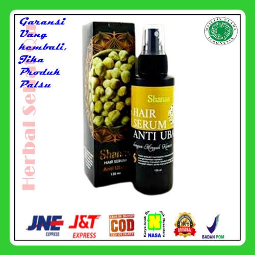 Foto Produk Promo Hair Serum Shanas Anti Uban Nasa Serum Mengobati Rambut BerUban dari Herbal Sehat Ku.