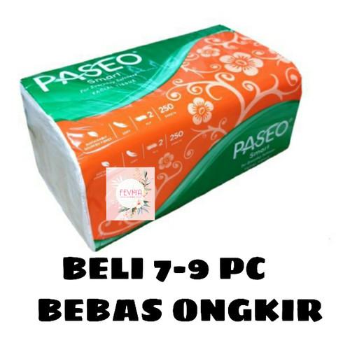Foto Produk Tisu tissue paseo 250 sheet facial tissue 2ply dari Feviya shop
