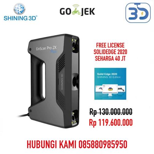 Foto Produk Industrial Grade 3D Scanner Einscan Pro 2X Plus with Free SolidEdge dari 3D Zaiku