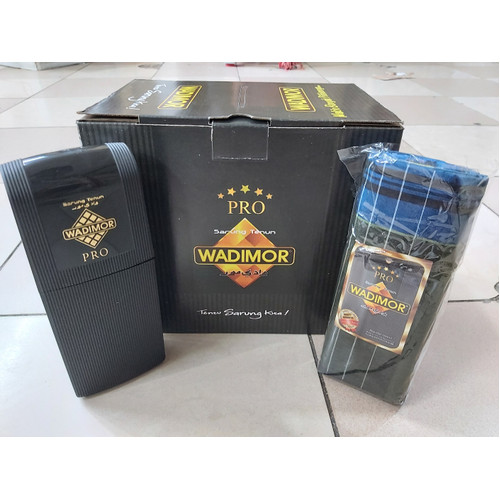 Foto Produk Sarung Wadimor Pro Premium Murah dari Toko Metta Collection