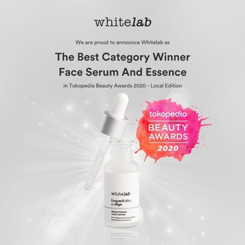 Foto Produk Whitelab Brightening Face Serum Muka White Lab Mencerahkan dari Veisya Pinkyz Veline