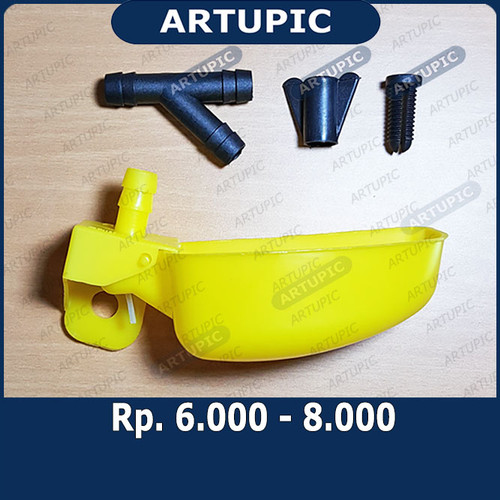Foto Produk Tempat minum nipple Puyuh P1 ARTUPIC dari ArtupicPeralatanPeternak