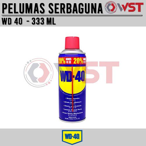 Foto Produk WD 40 333 ML dari Wijaya Santoso Teknik