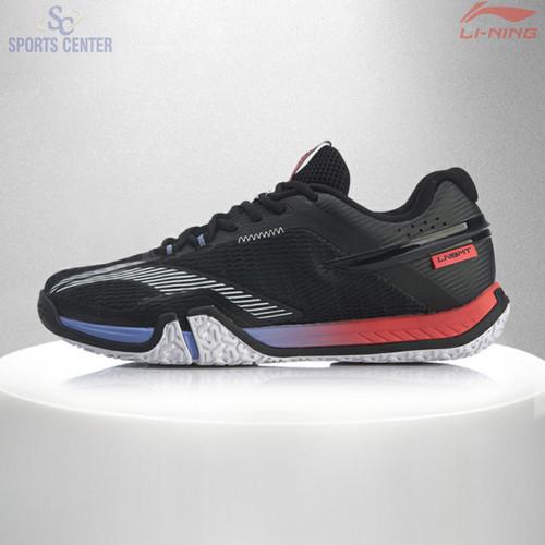 Foto Produk New Sepatu Badminton Lining SAGA 2020 LITE AYTQ025/ AYTQ 025 Black dari Sports Center