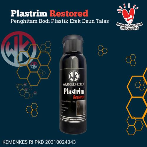 Foto Produk Plastrim Restored Penghitam Permanent dari WK Cleaner