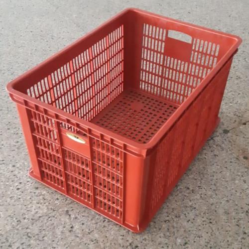 Foto Produk Krat Industri 80 Liter / Krat Industri Serbaguna / Krat Keranjang - Merah dari secretbasesby
