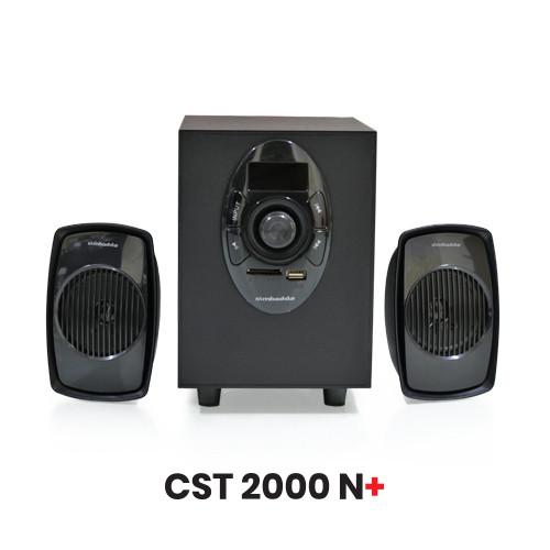 Foto Produk Simbadda Music Player CST 2000 N+ dari Simbadda Official
