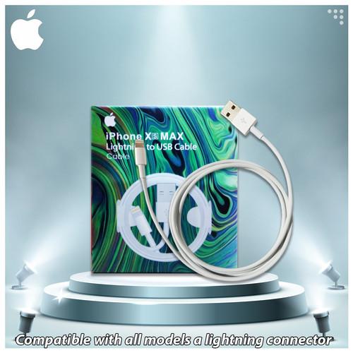 Foto Produk iPhone XS Max USB Cable dari Gudang Charger Murah